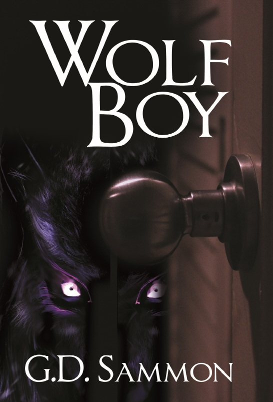 Wolf Boy front cover